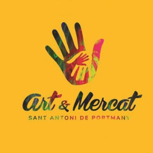 Mercadillo Art & Mercat en Sant Antoni