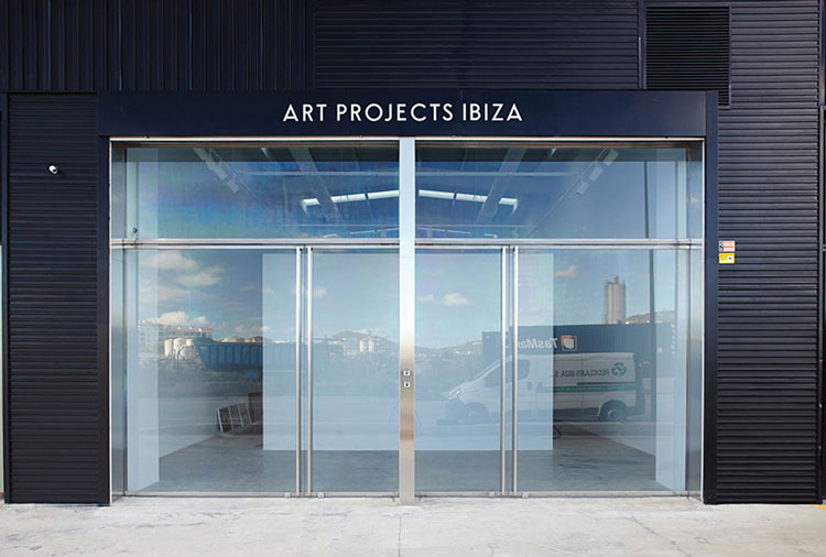 Entrada de Art Projects Ibiza