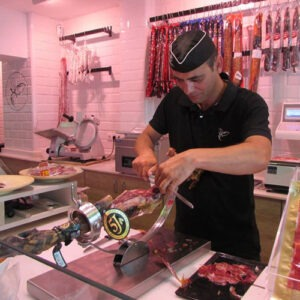Ibiza Food Tour jamon